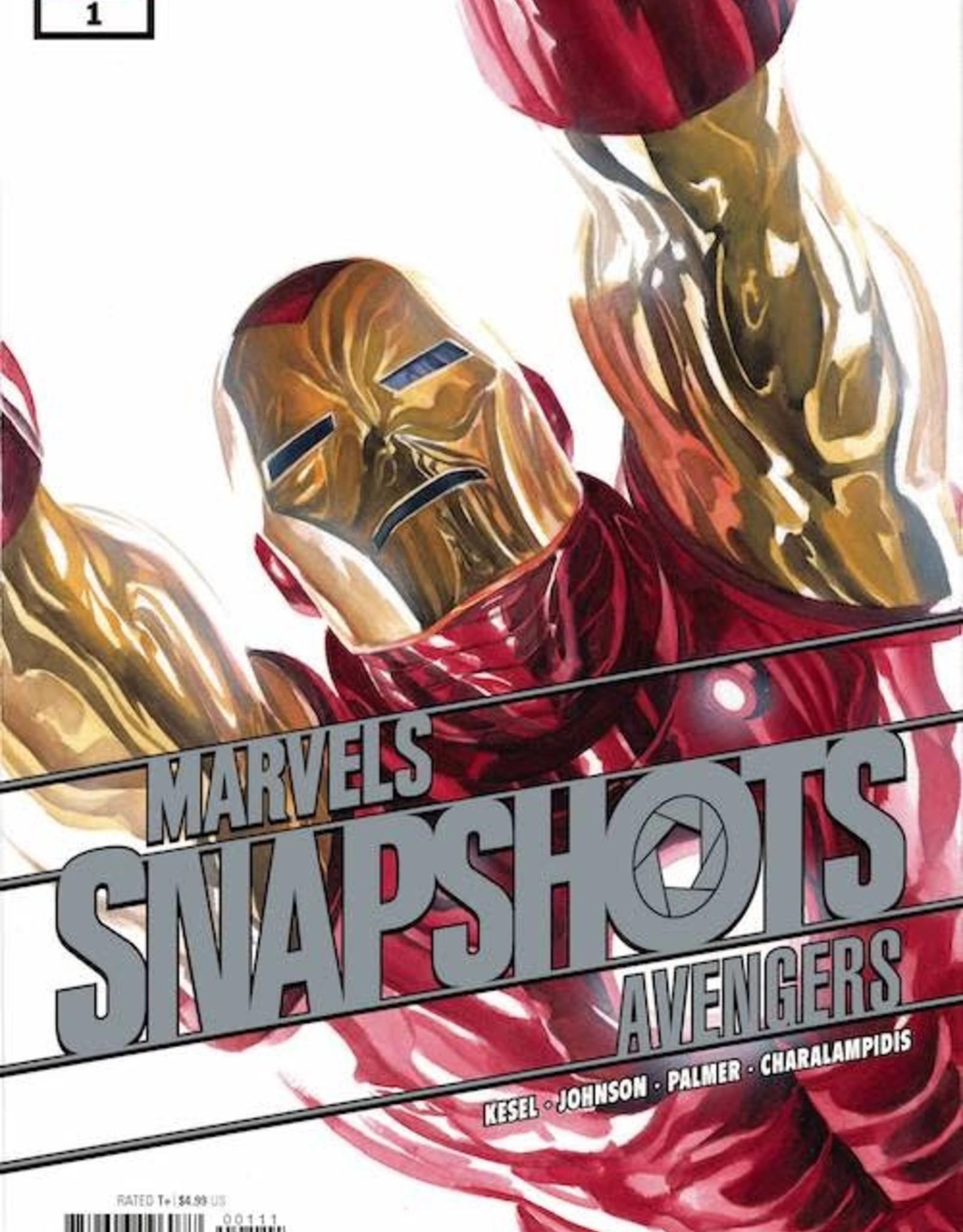 Marvel Comics Avengers Marvels Snapshot #1