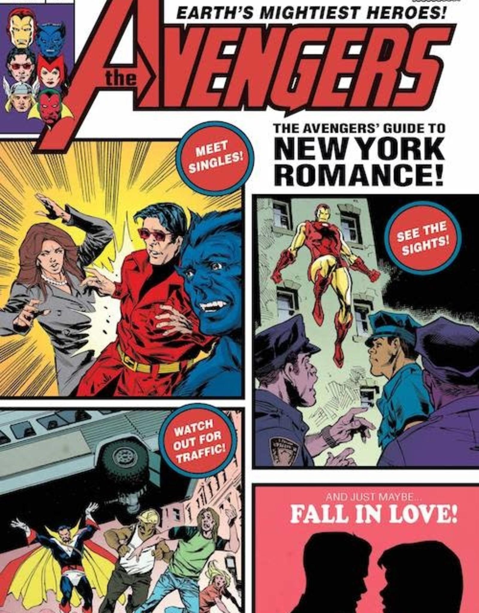 Marvel Comics Avengers Marvels Snapshot #1 Staz Johnson Var