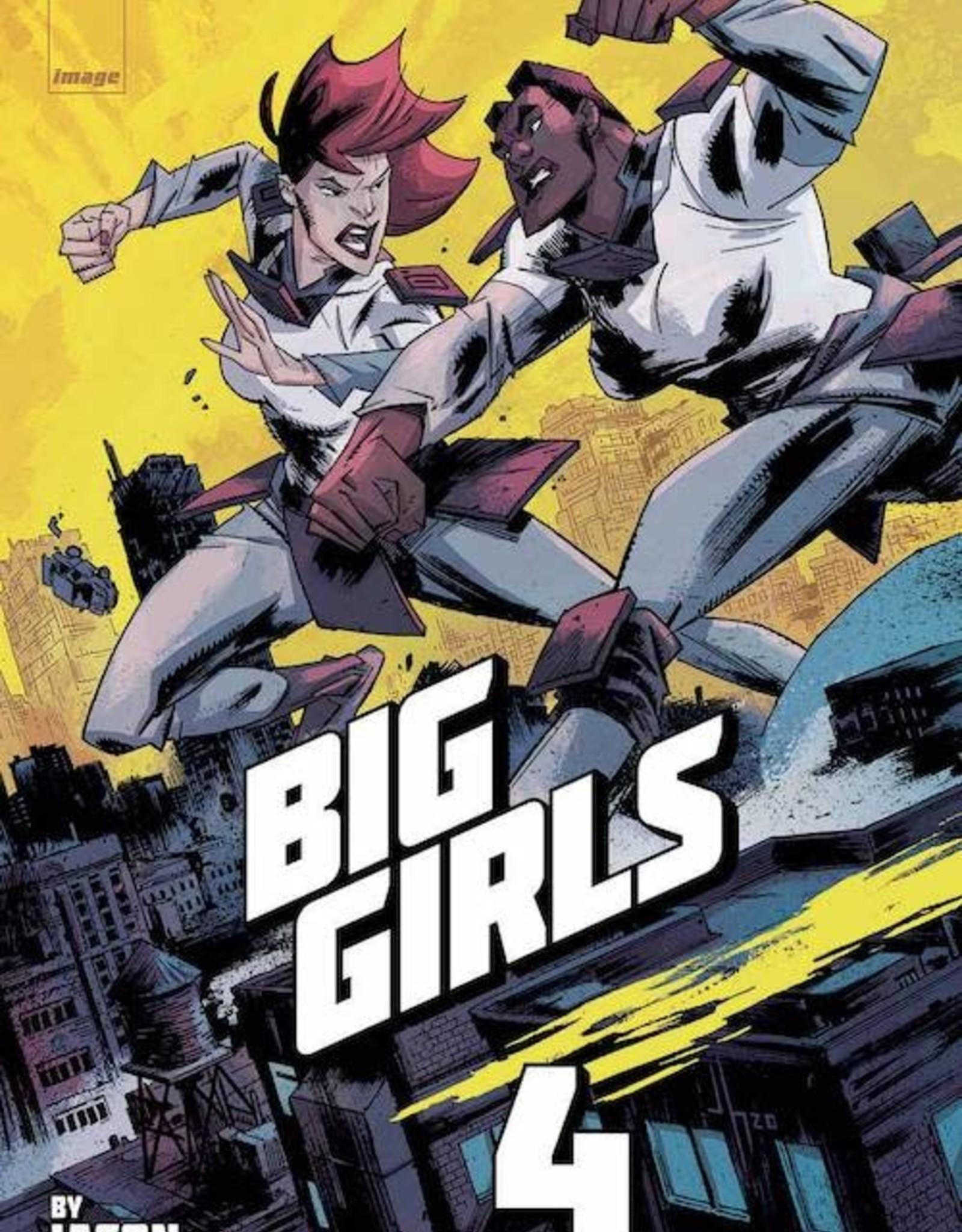 Image Comics Big Girls #4