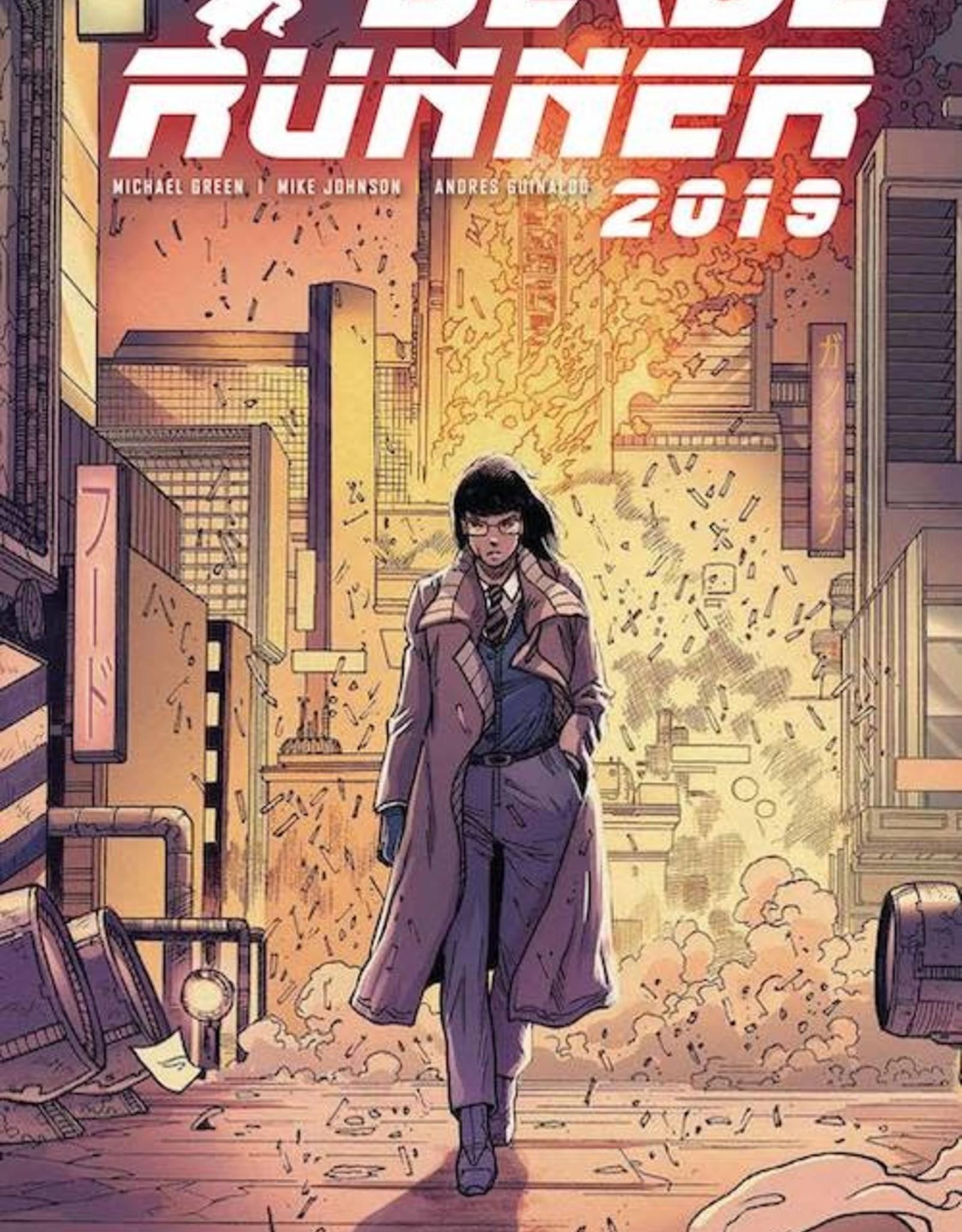 Titan Comics Blade Runner 2019 #12 Cvr C Guinaldo