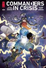Image Comics Commanders In Crisis #2 Cvr A Tinto