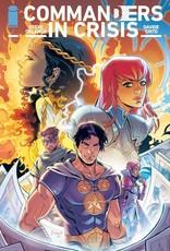 Image Comics Commanders In Crisis #2 Cvr C Braga