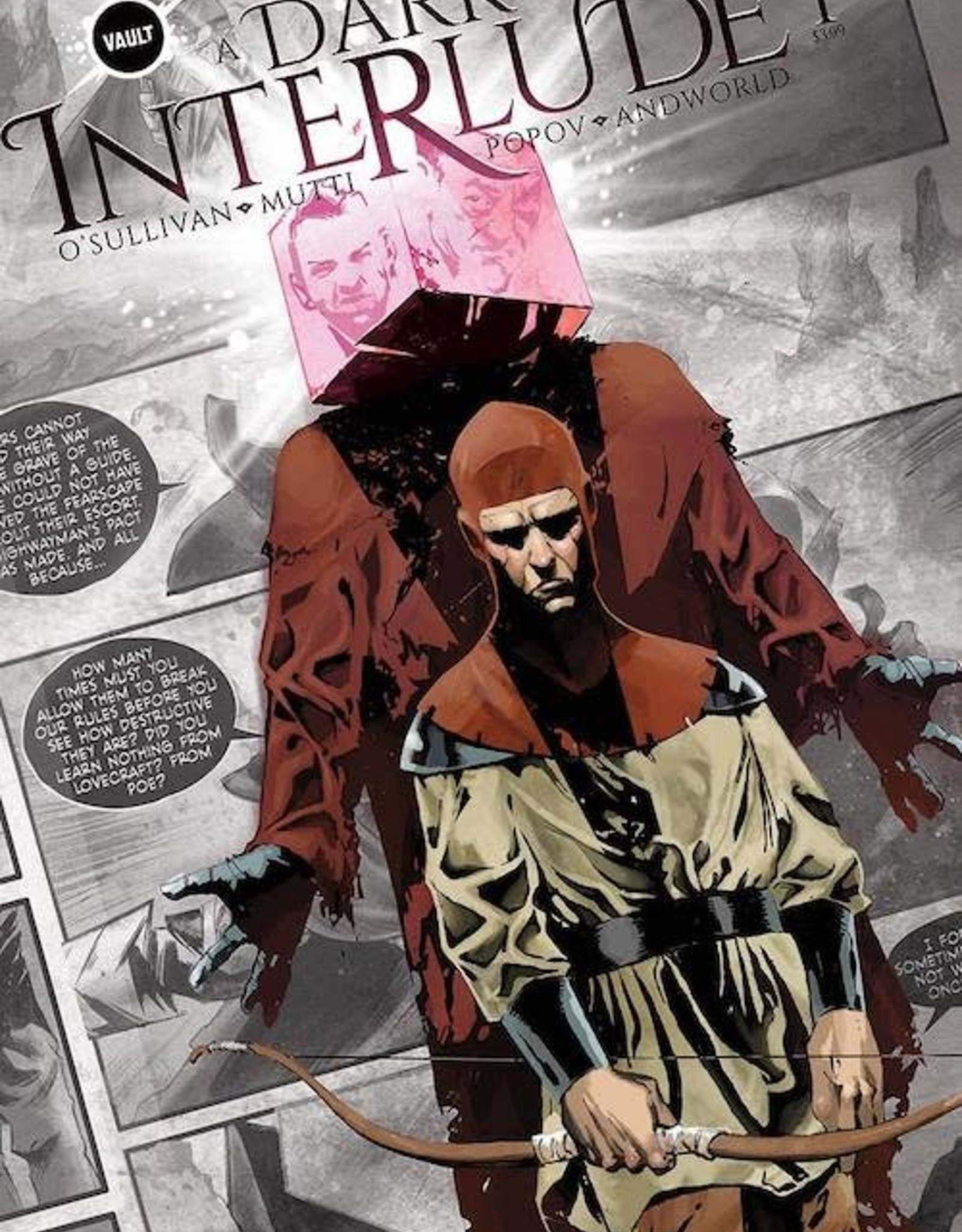 Vault Comics Dark Interlude #1 Cvr B Daniel Gooden