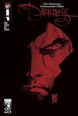 Image Comics Darkness #1 25th Annv Commemorative Ed Cvr C Silvestri Red