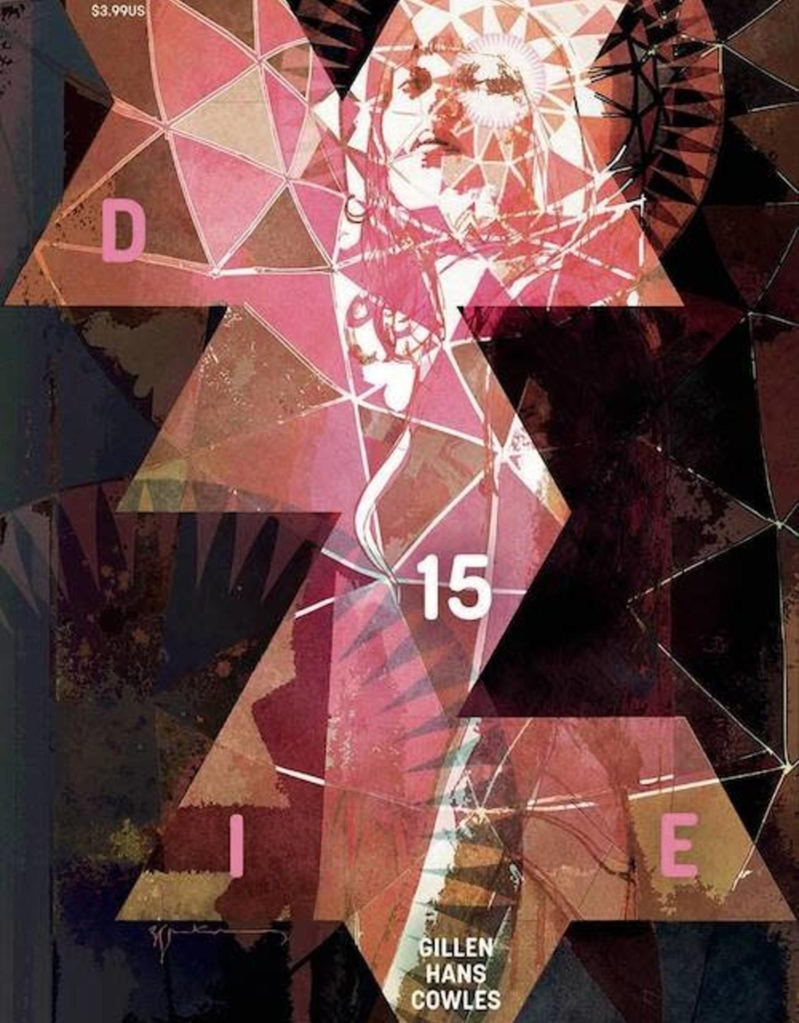 Image Comics Die #15 Cvr B Sienkiewicz