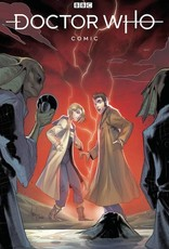 Titan Comics Doctor Who Comics #1 Cvr D Andolfo