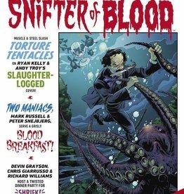 Ahoy Comics Edgar Allan Poe`s Snifter Of Blood #2