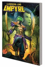 Marvel Comics Empyre TP Lords Of Empyre