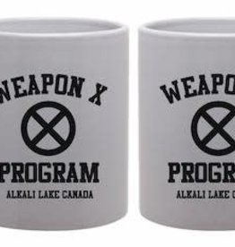 Surreal Entertainment Marvel Weapon X Program Px Coffee Mug