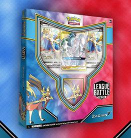 Pokemon Company Pokemon TCG: Zacian V League Battle Deck