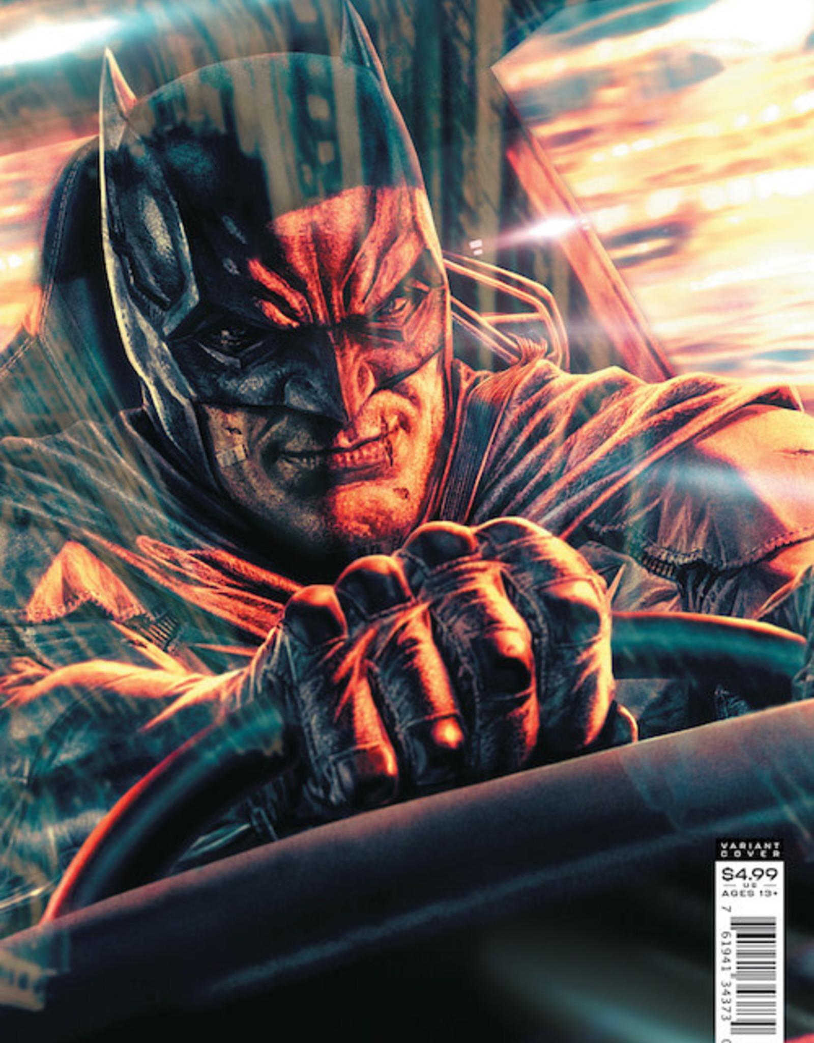 DC Comics Detective Comics #1031 Cvr B Lee Bermejo Card Stock Var