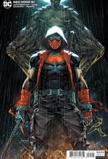 DC Comics Red Hood #51 Cvr A Dan Mora
