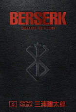 Dark Horse Comics Berserk Deluxe Edition HC Vol 06