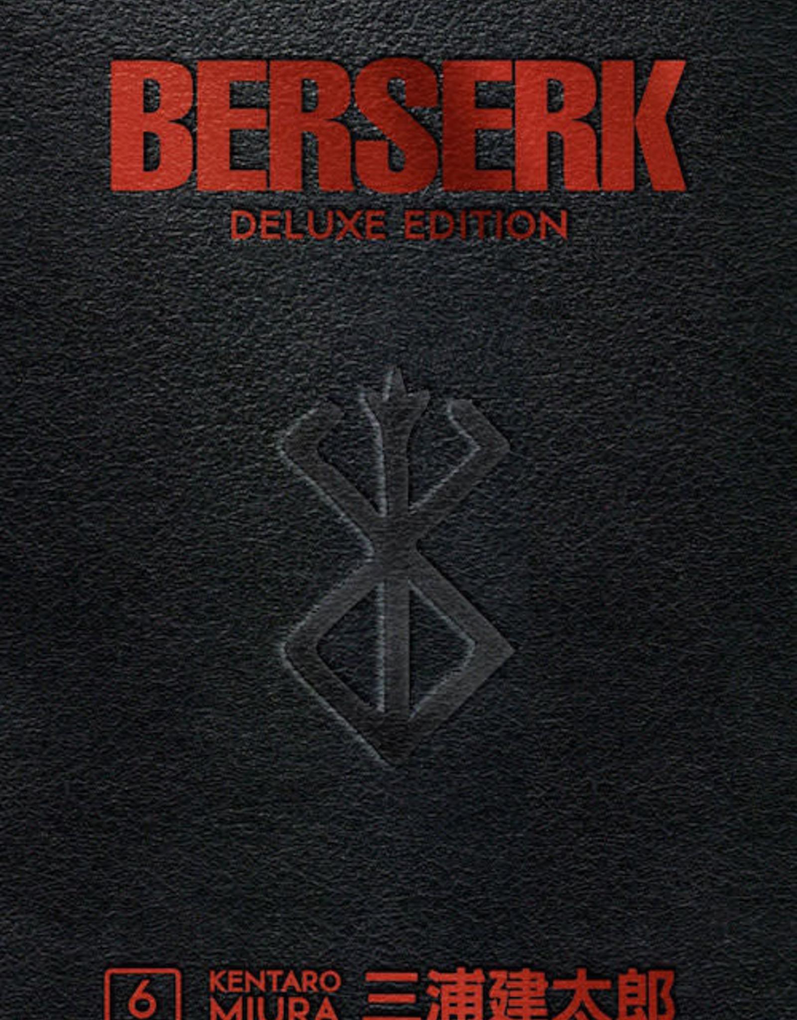 Dark Horse Comics Berserk Deluxe Edition HC Vol 06