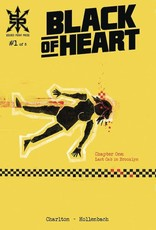 Source Point Press Black Of Heart #1