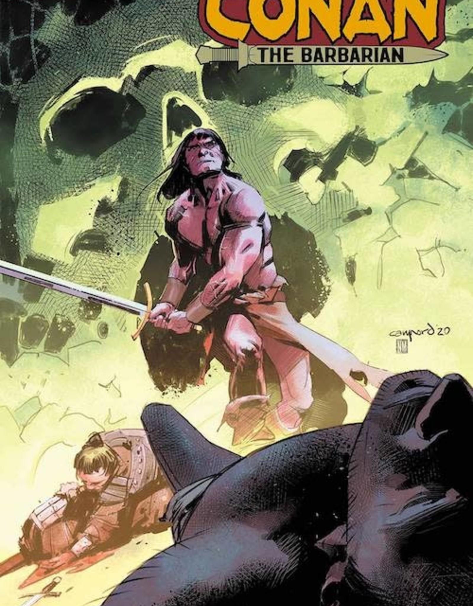 Marvel Comics Conan The Barbarian #16 Nord Var