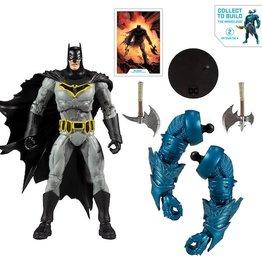 McFarlane Toys DC Collector Build-a 7in Batman Dark Knights: Metal Action Figure