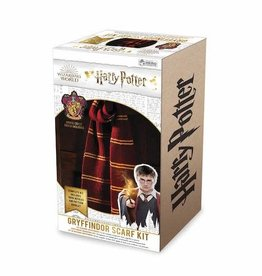Hero Collector Harry Potter Wizarding World Knit Kits Gryffindor Scarf Kit