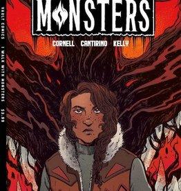 Vault Comics I Walk With Monsters #1 Cvr A Cantirino