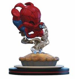 Diamond Select Toys Marvel Spider-Ham Q-Fig Diorama Figure