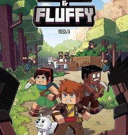 Ablaze Minecraft Inspired Misadv Frigiel & Fluffy HC Vol 01