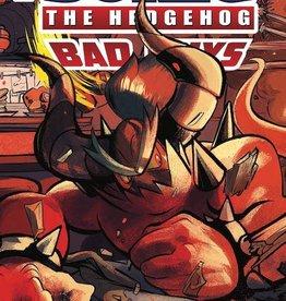 IDW Publishing Sonic The Hedgehog Bad Guys #3 Cvr B Skelly