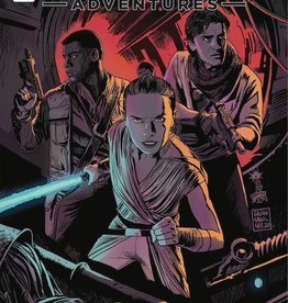 IDW Publishing Star Wars Adventures (2020) #2 Cvr A Francavilla