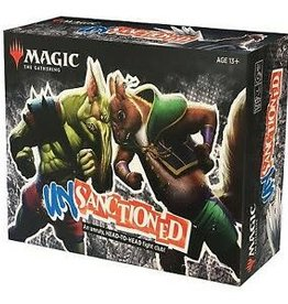 Wizards of the Coast Magic the Gathering: Unsanctioned Box