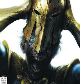 DC Comics DCeased Dead Planet #6 Cvr B Francesco Mattina Card Stock Var