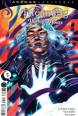 DC Comics Dreaming Waking Hours #5