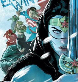 DC Comics Justice League Endless Winter #1 Cvr A Mikel Janin (Endless Winter)