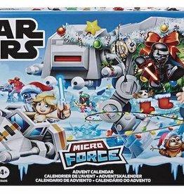 Hasbro Star Wars Micro Force Advent Calendar