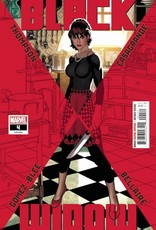 Marvel Comics Black Widow #4