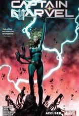 Marvel Comics Captain Marvel Vol 04: Accused TP