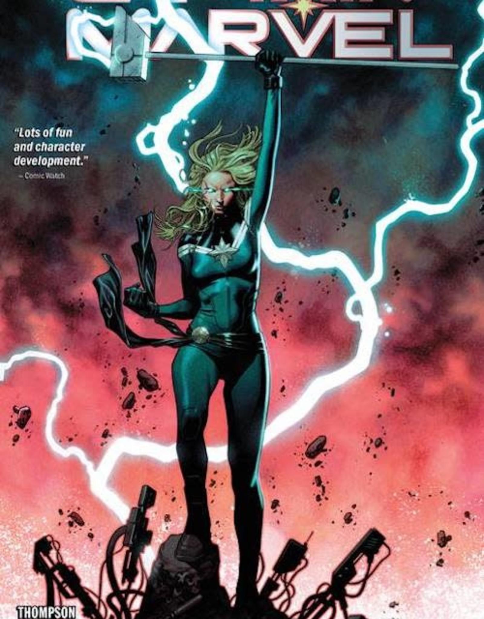 Marvel Comics Captain Marvel Vol 04 Accused