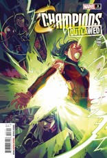 Marvel Comics Champions #3