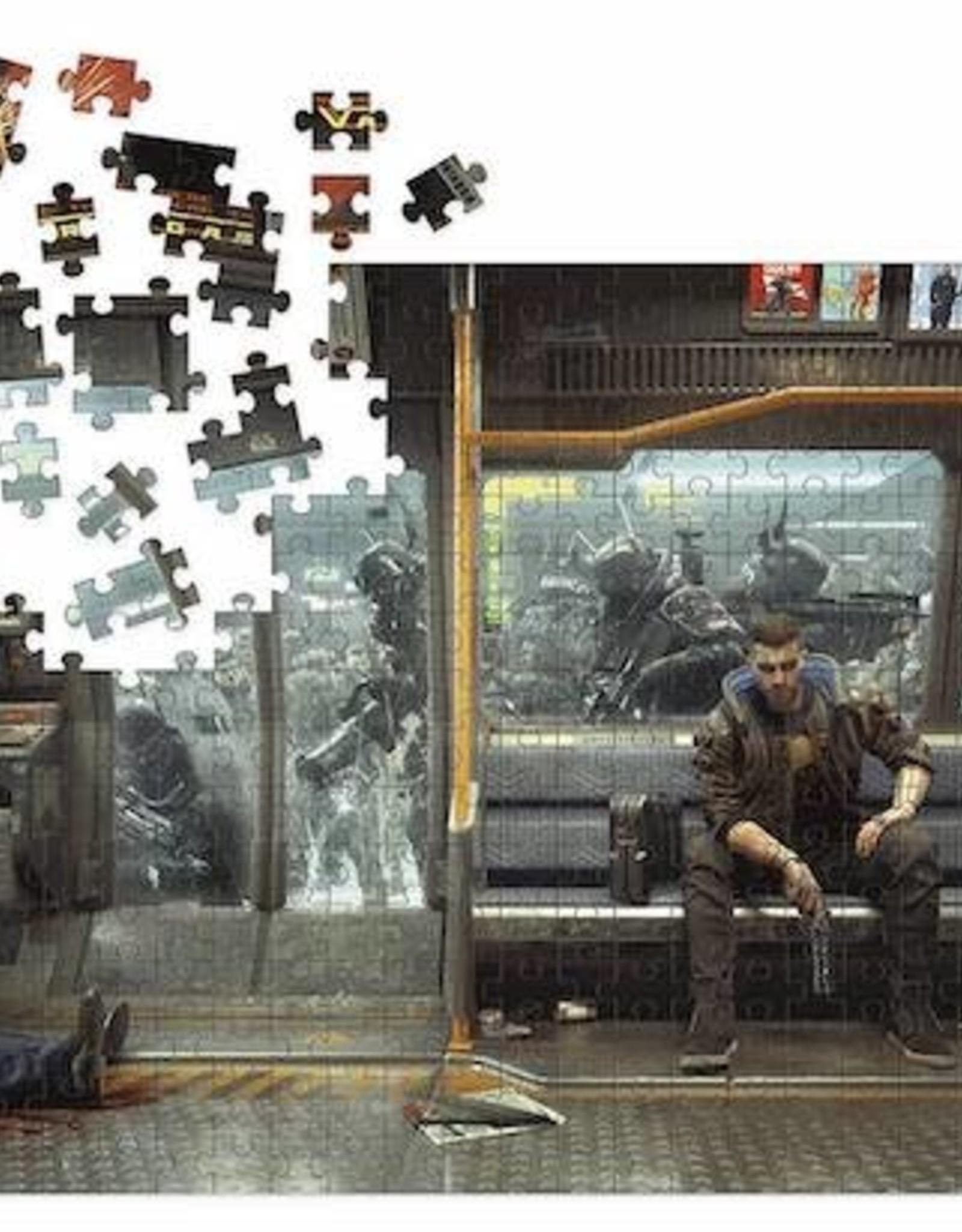 Dark Horse Comics Cyberpunk 2077 Metro Life Puzzle