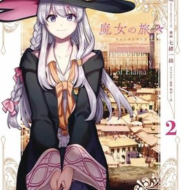 Square Enix Manga Wandering Witch GN Vol 02