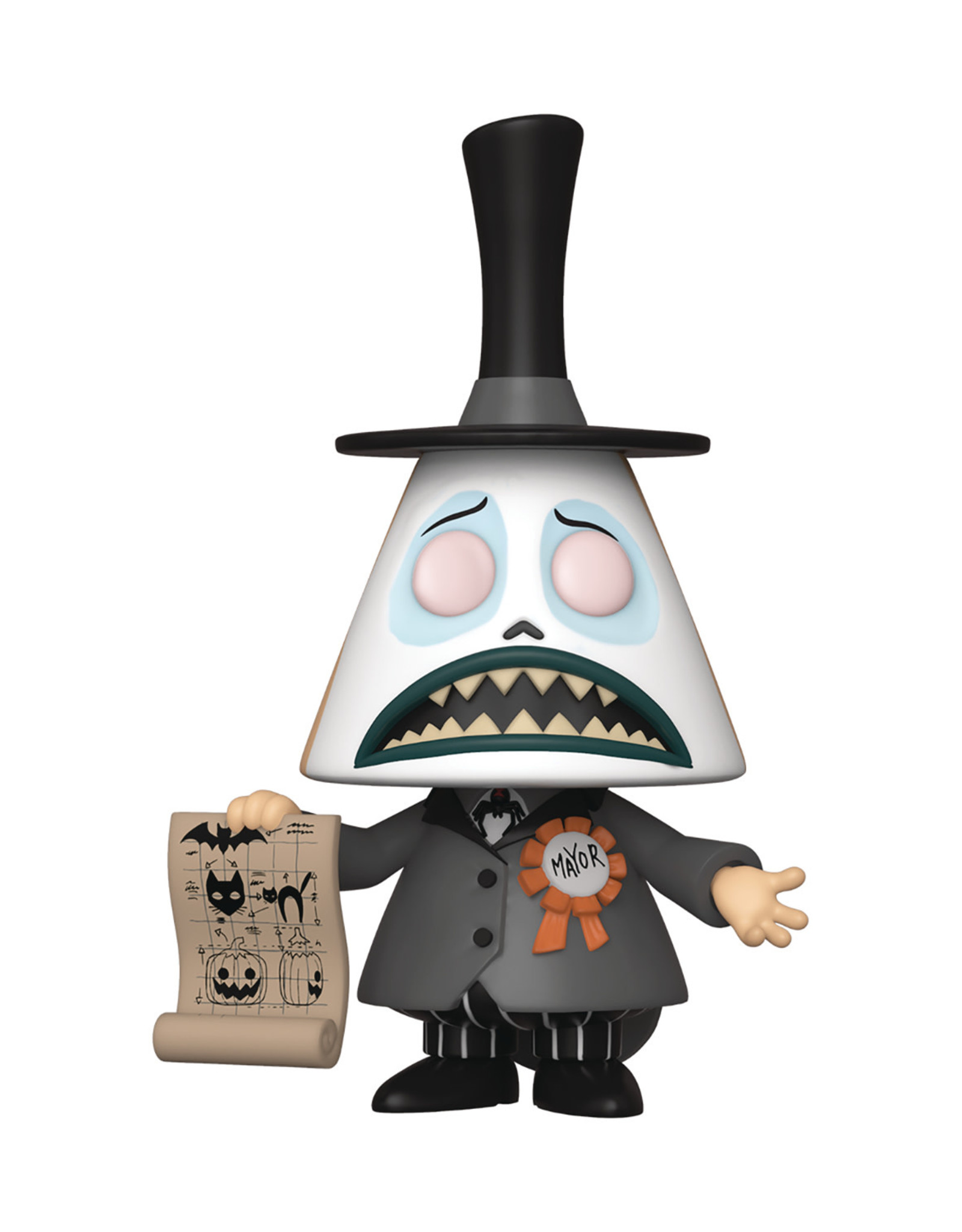 Funko Pop Disney: NBC Mayor W/Megaphone Vin Fig