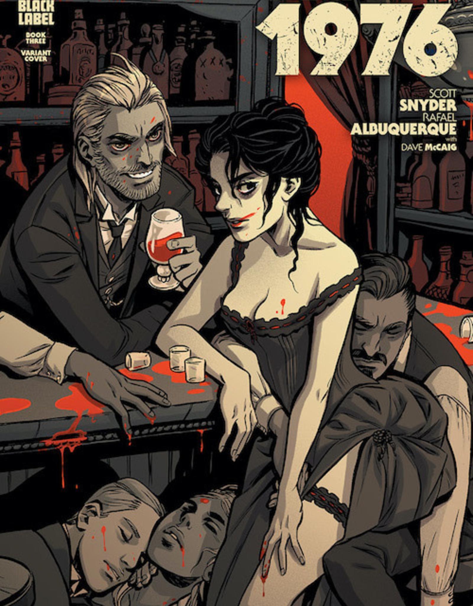DC Comics American Vampire 1976 #3 Cvr B Becky Cloonan Var