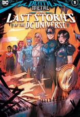DC Comics Dark Nights Death Metal The Last Stories Of The DC Universe #1 (one Shot) Cvr A Tula Lotay