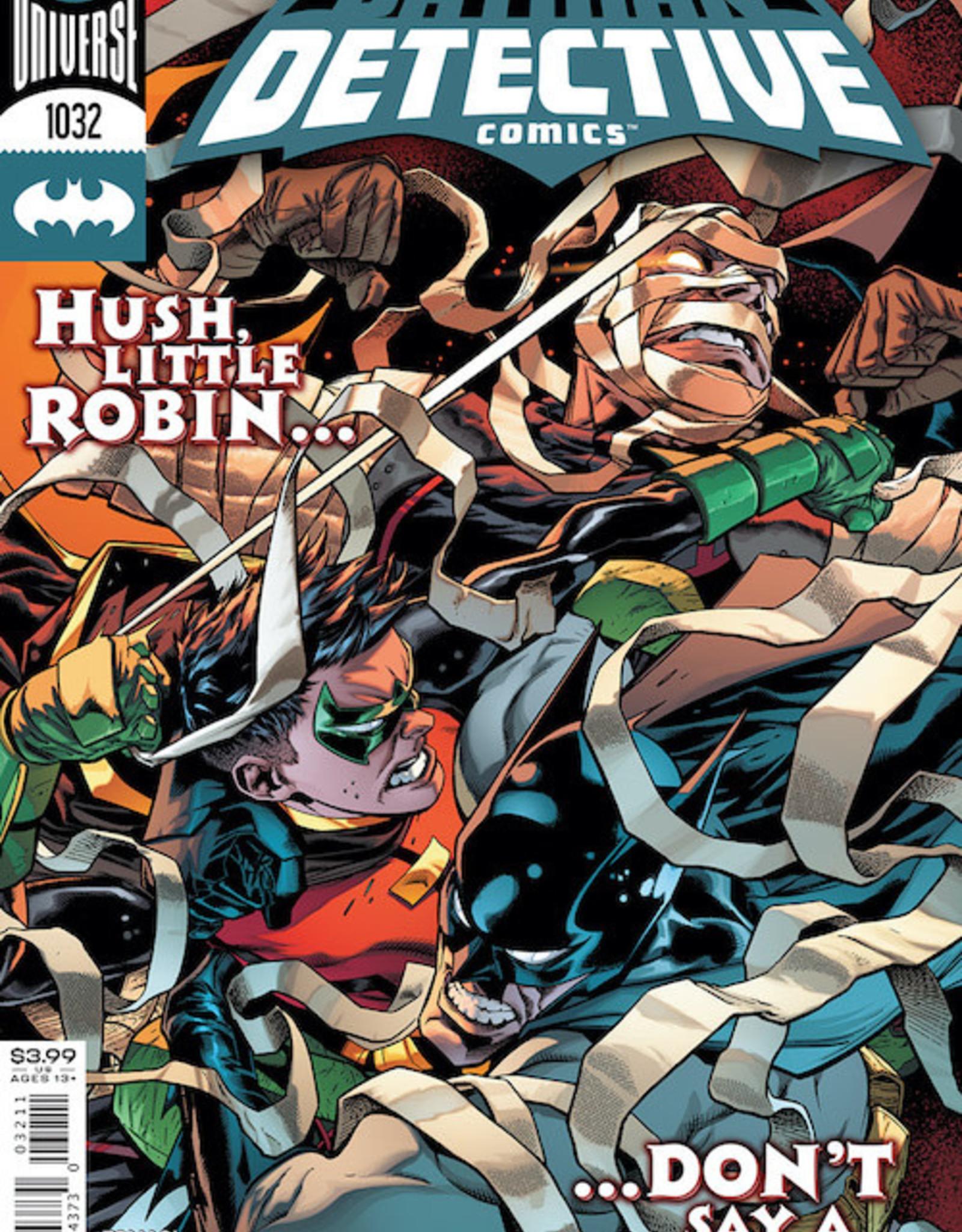 DC Comics Detective Comics #1032 Cvr A Brad Walker & Andrew Hennessy