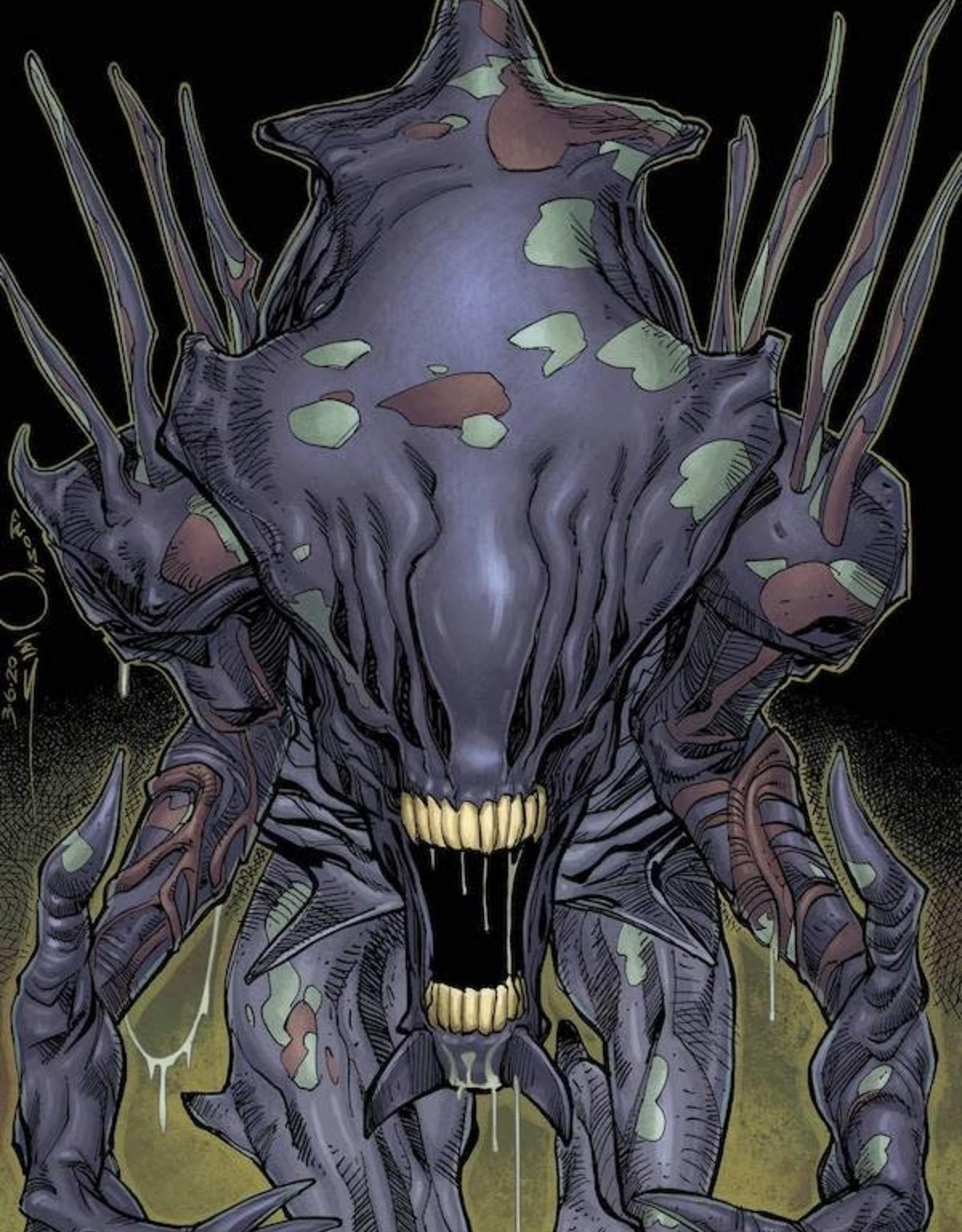 Dark Horse Comics Alien Original Screenplay #5 Cvr B Simonson Stewart
