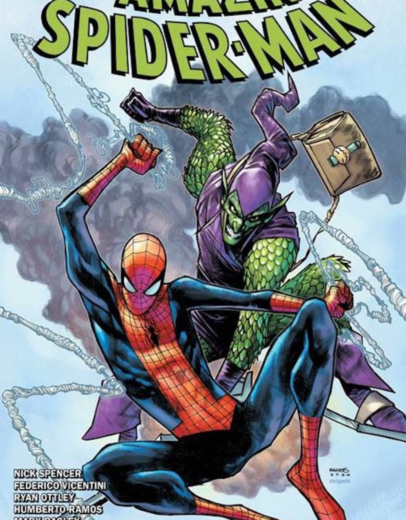 Marvel Comics Amazing Spider-Man By Nick Spencer Vol 10: Green Goblin TP