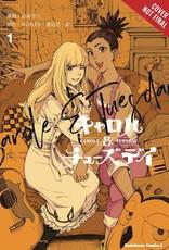 Yen Press Carole & Tuesday Gn Vol 01