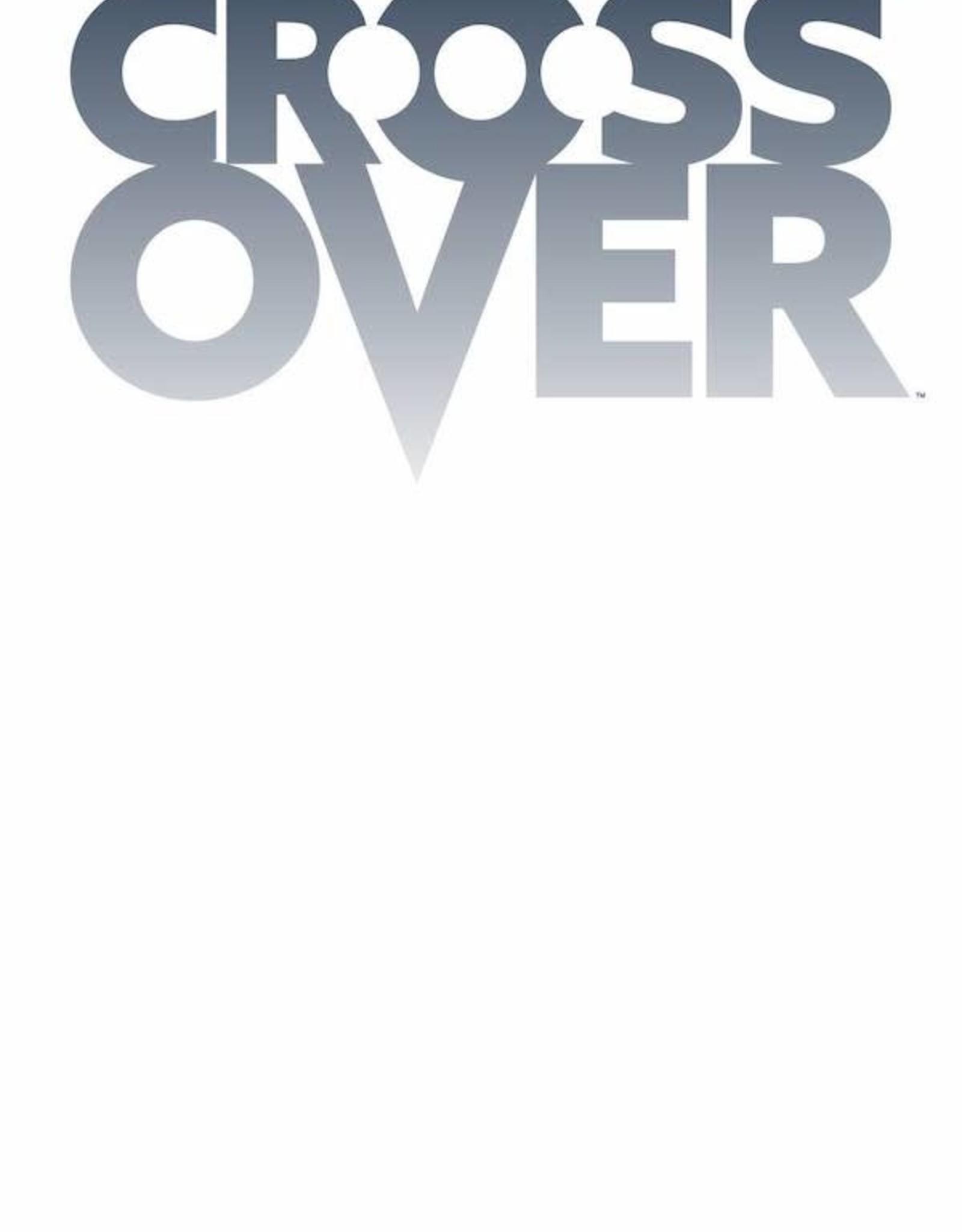 Image Comics Crossover #2 Cvr B Blank Cvr