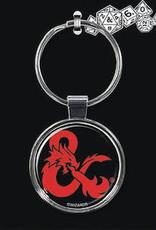 Ata Boy Dungeons & Dragons Keychain: Ampersand