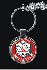 Ata Boy Dungeons & Dragons Keychain: Roll for Initiative