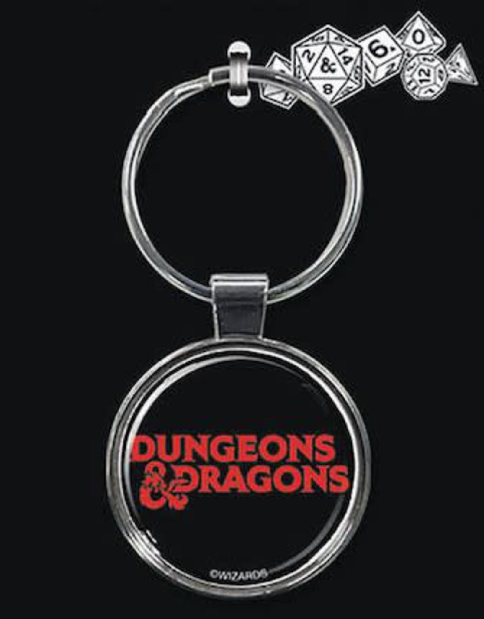 Ata Boy Dungeons & Dragons Keychain: Logo