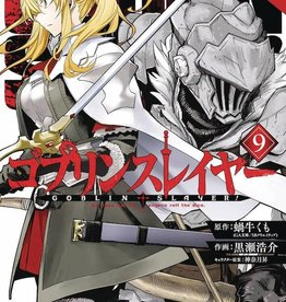 Yen Press Goblin Slayer GN Vol 09